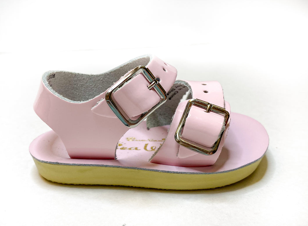 Sun San Sea Wee Sandals - Shiny Pink