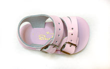 Load image into Gallery viewer, Sun San Sea Wee Sandals - Shiny Pink