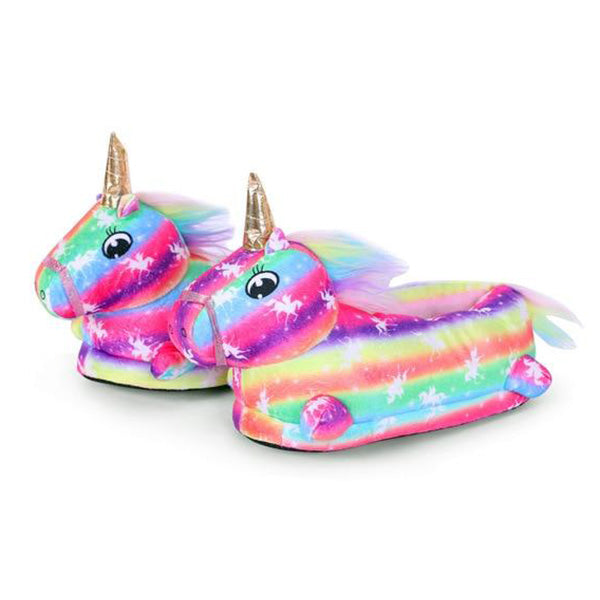 Chaussons Licorne Galaxy