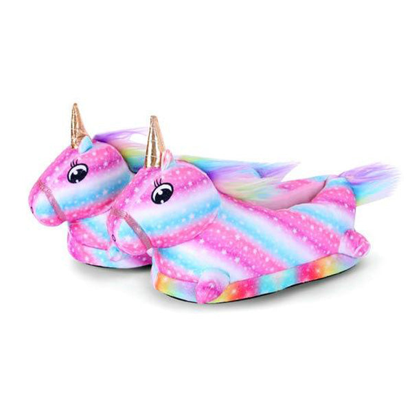 Chaussons Licorne Hiver