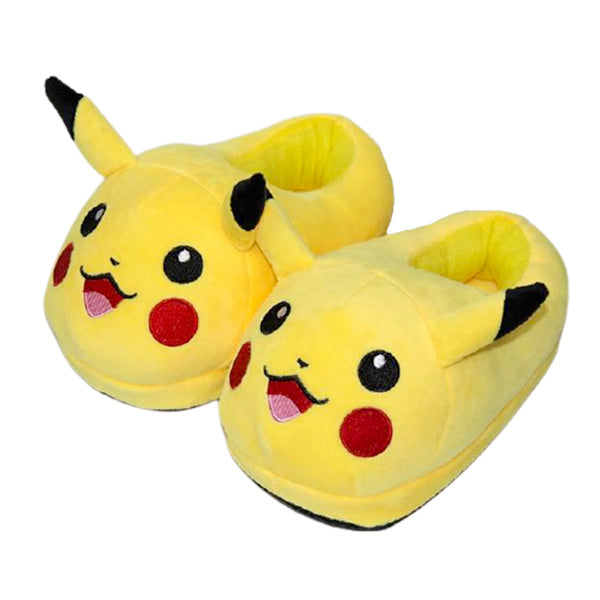 Chaussons Pikachu Pokemon
