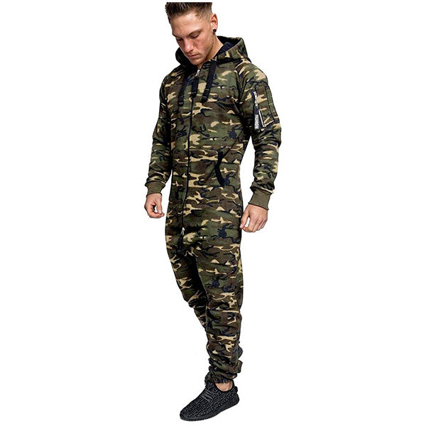 Grenouillère Adulte Camouflage