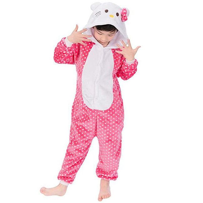 Grenouillère Hello Kitty Fille