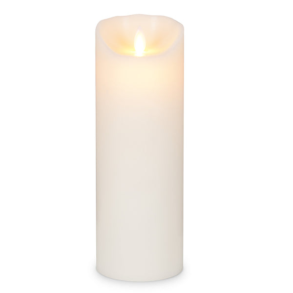 3 x 9 Flameless Candle