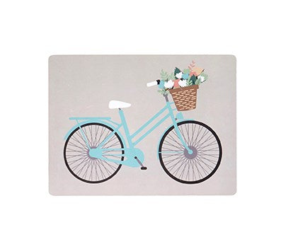 Bicycle MDF Cork Backed Placemats