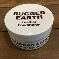 Rugged Earth Leather Cream