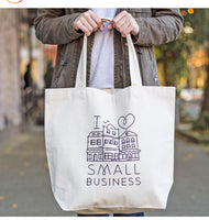 Small Business Tote Bag