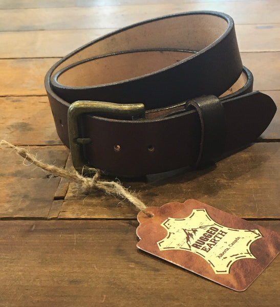 Brown Belt (Unisex)