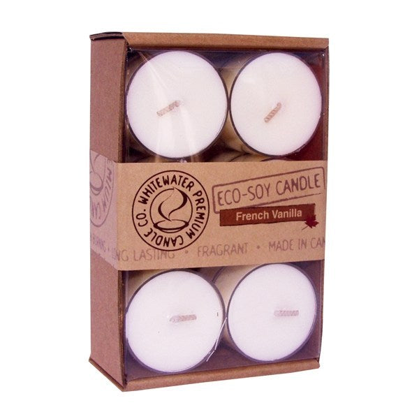 Whitewater Eco-Soy Tea Lights