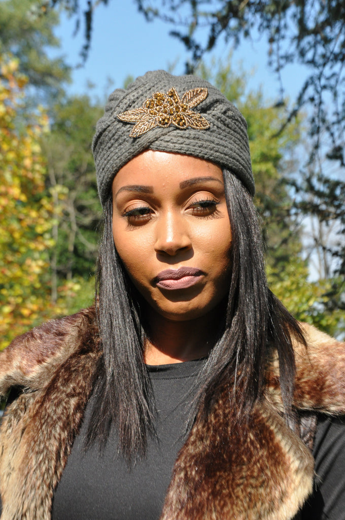 Jeweled Turban