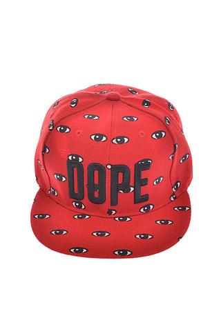 DOPE Fitted Hat