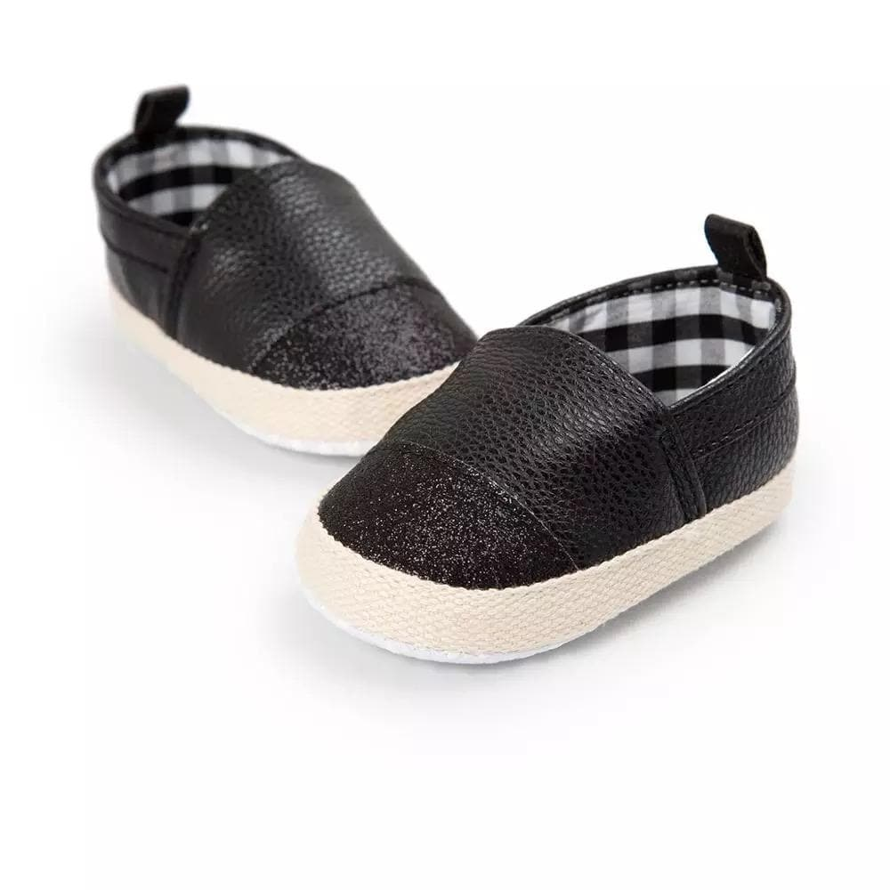 Baby girl loafer shoes