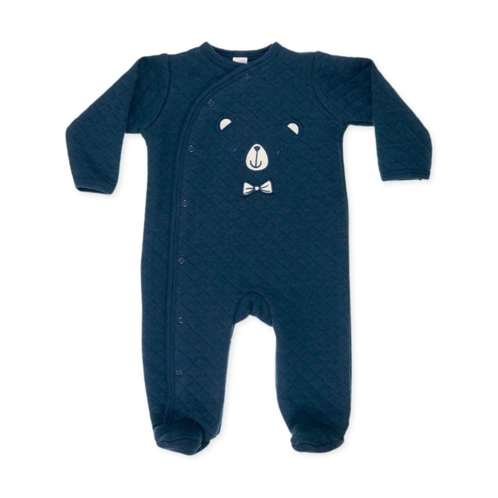 Baby Bear Padded Sleepsuit at Baby Iconic Studio UK