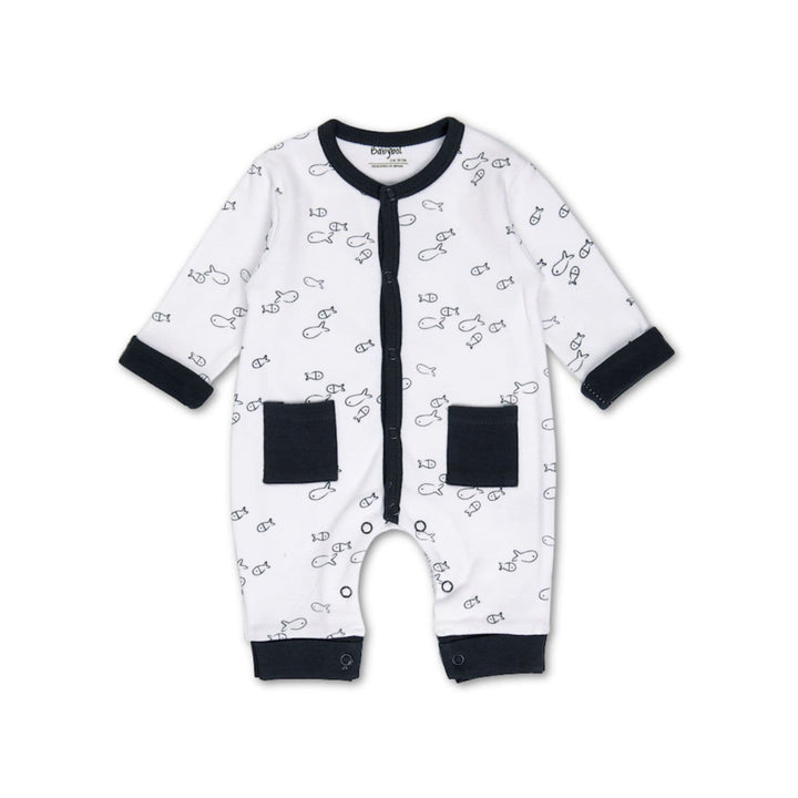 Toddler All In One Romper at Baby Iconic Studio UK