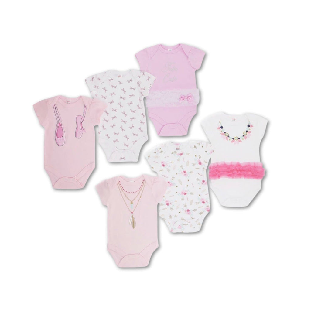 Baby Bodysuits Set at Baby Iconic Studio UK