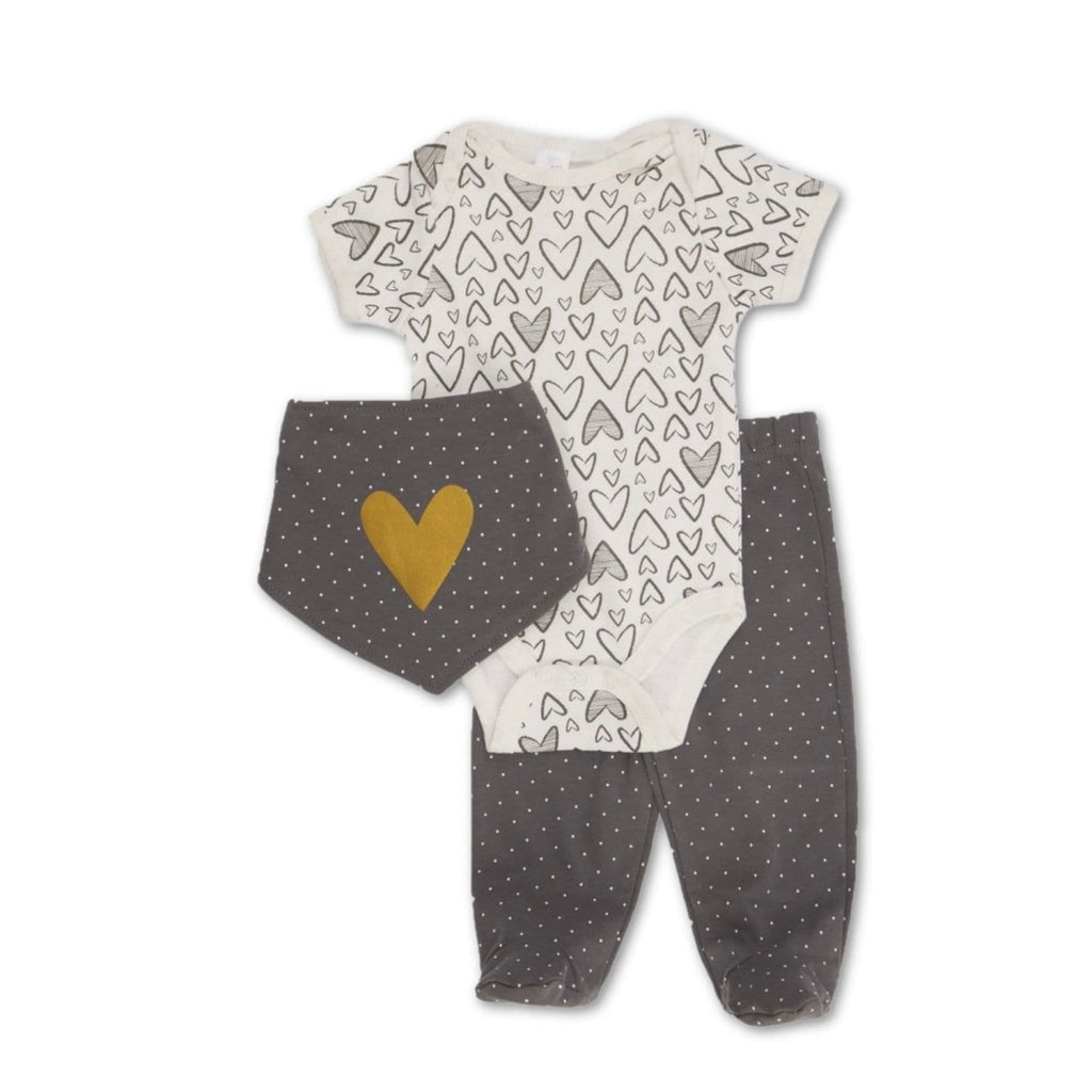 Baby Outfit Gift Set at Baby Iconic Studio UK
