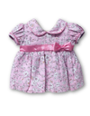 Baby Girl Pink Floral Dress at Baby iconic Studio