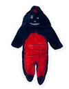 Baby Print Dino Snowsuit . Baby Boy Snowsuit