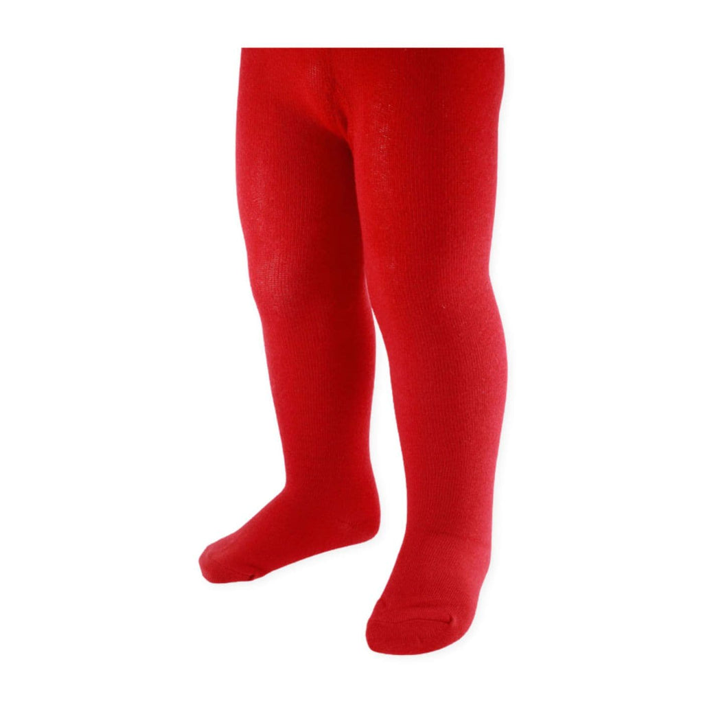 Baby Red Tights