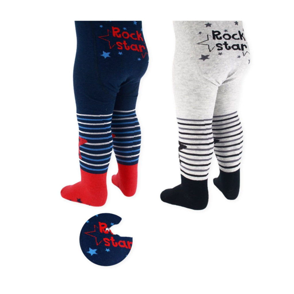 Baby Rock Star Tights at Baby Iconic UK
