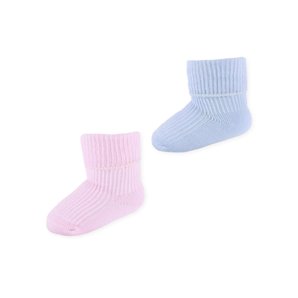 Baby Ribbed Socks
