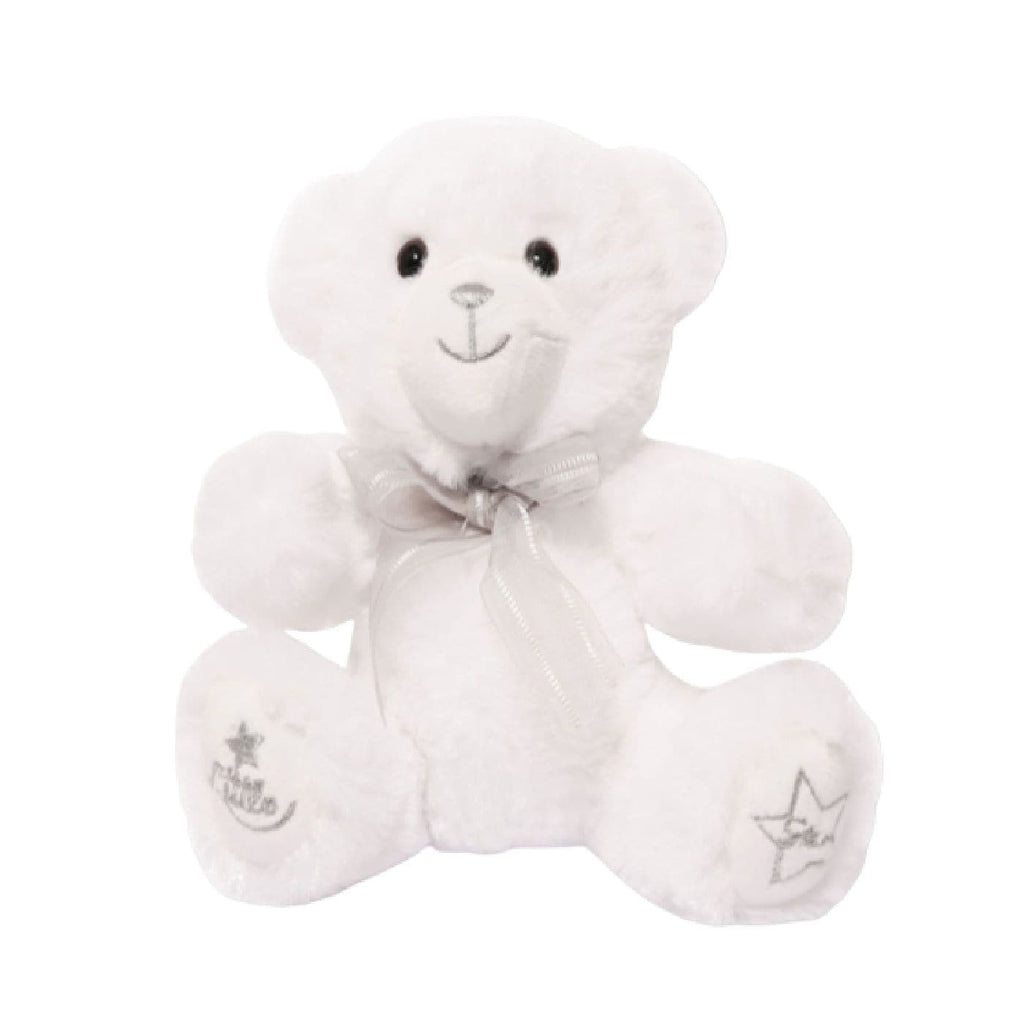Baby White Teddy Bear