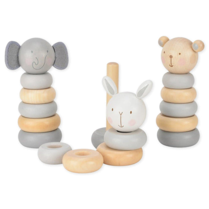 Baby Wooden Stacking Toy
