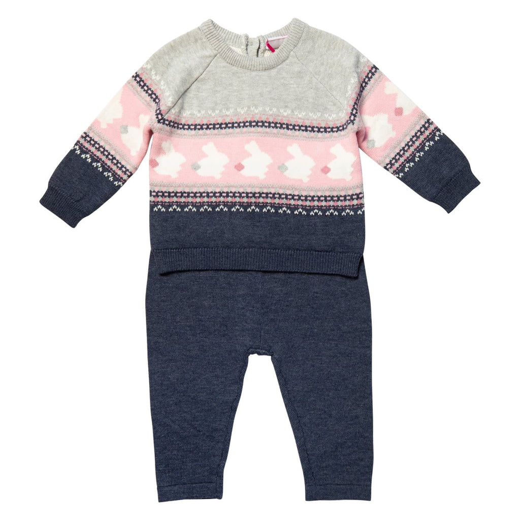 Baby Knitted Outfit