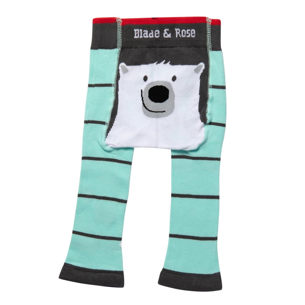 Polar Bear Leggings By Blade and Rose