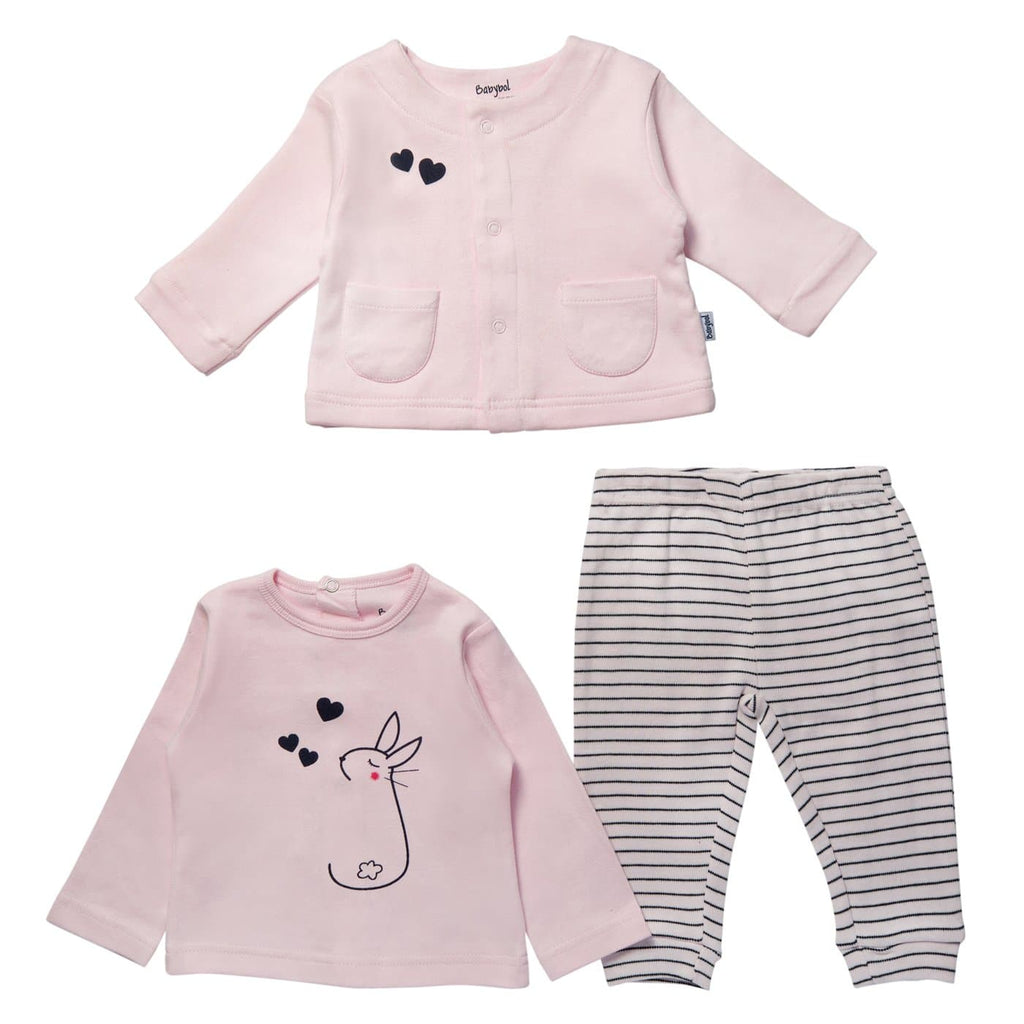 Baby Pink Loungewear Outfit