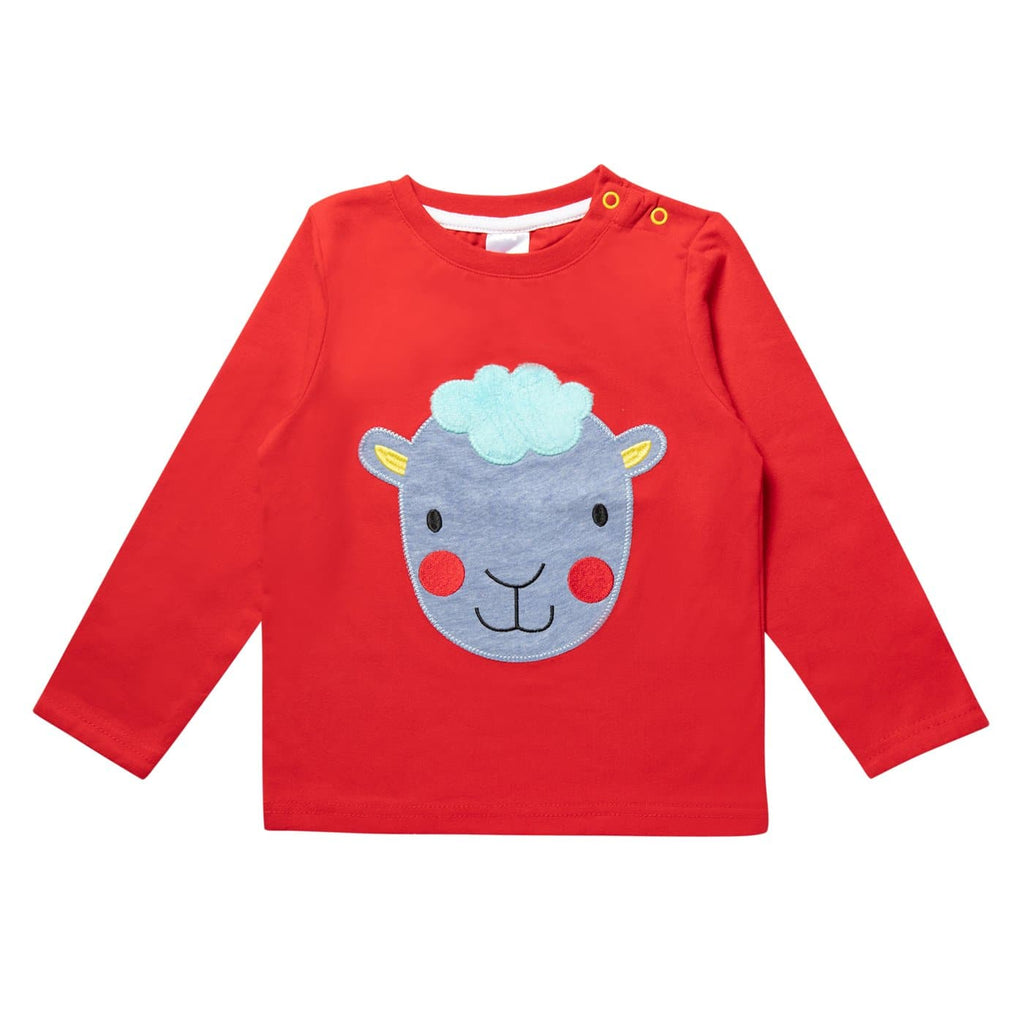 Happy Sheep Top By Blade and Rose