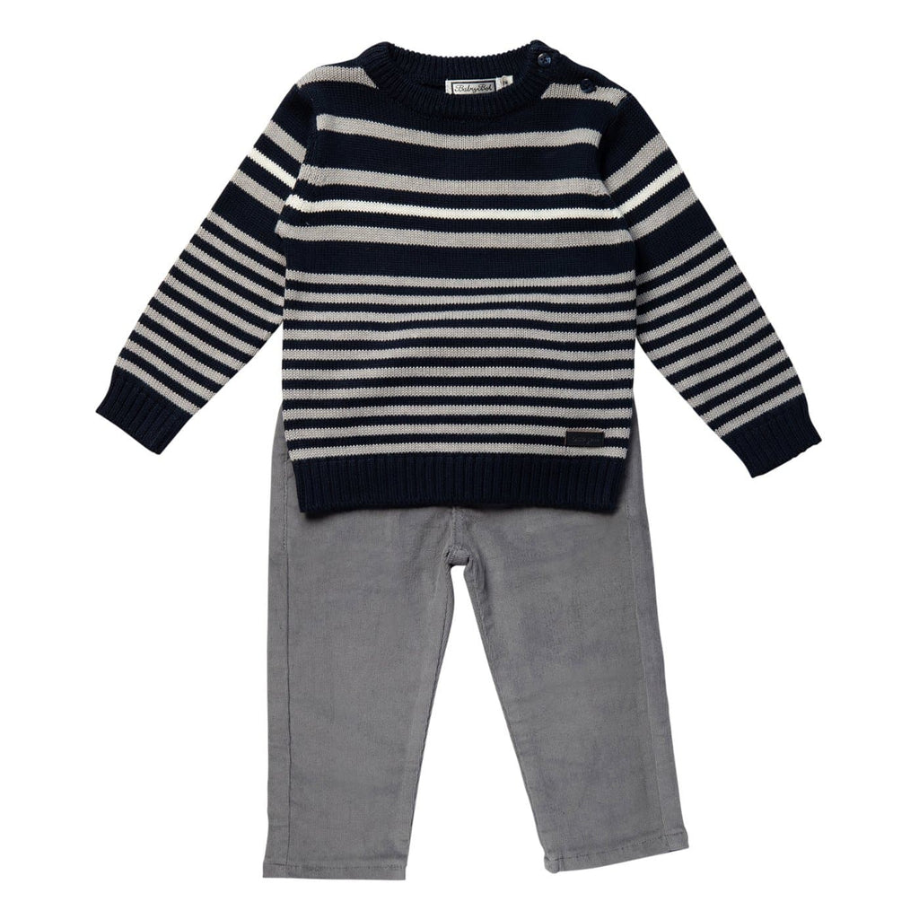 Smart Casual Baby Outfit