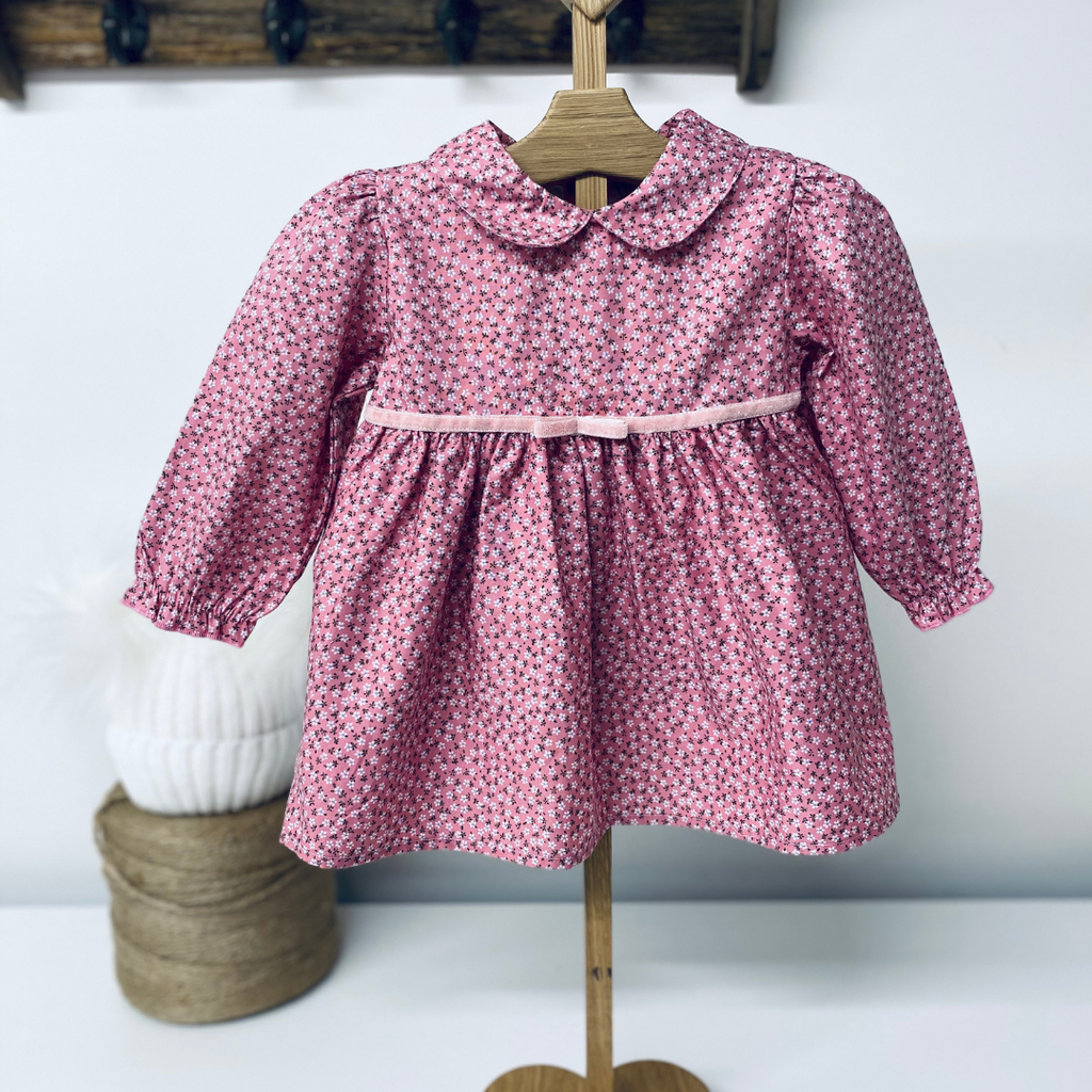 Baby Girl Bubble Dress at Baby Iconic Studio