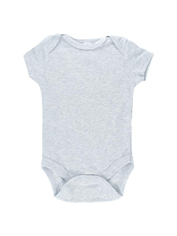 Baby Basic Bodysuit UK