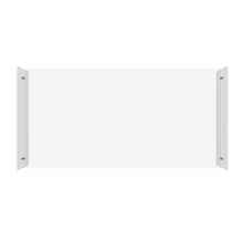 Load image into Gallery viewer, Clear Plexiglass Sneeze Guard Freestanding