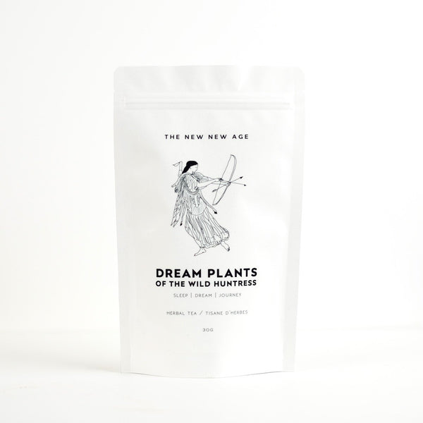 DREAM PLANTS OF THE WILD HUNTRESS // SLEEP TONIC HERBAL TEA