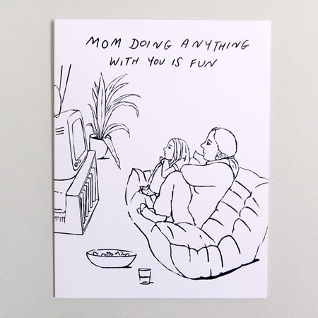 Mom TV Card