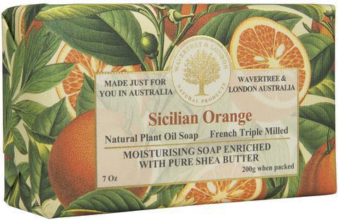 SICILIAN ORANGE SOAP 7oz BAR