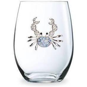 BLUE CRAB STEMLESS 0300-002-200