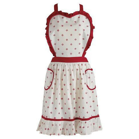 SWEET HEART APRON DII