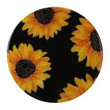 SUNFLOWER TRIVET 7.5""