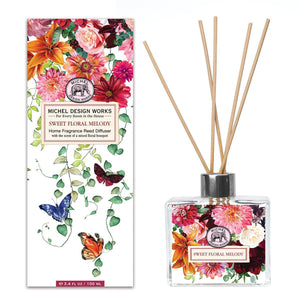 SWEET FLORAL MELODY DIFFUSER HFRD355