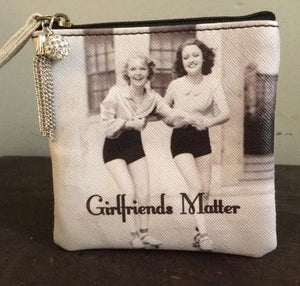 GIRLFRIENDS MATTER COIN PURSE COIN-605