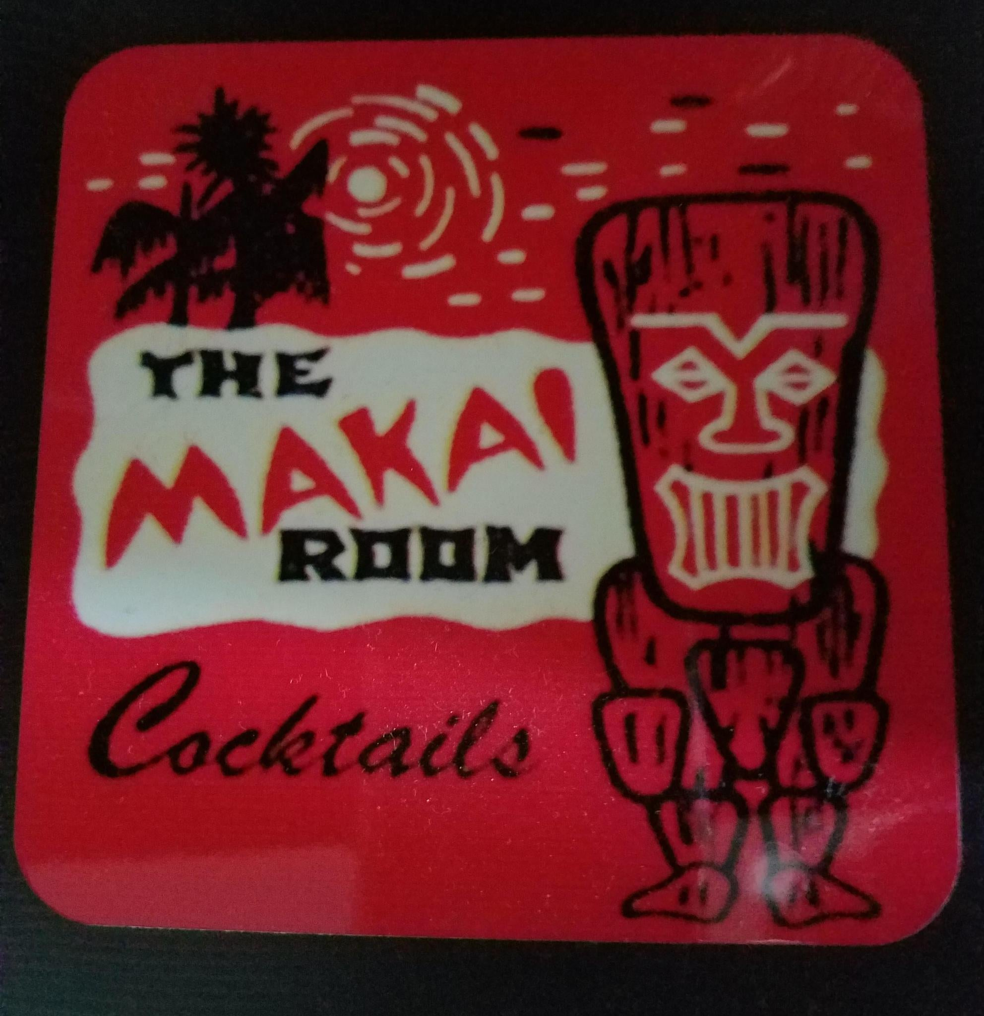 THE MAKAI ROOM COASTER CO398