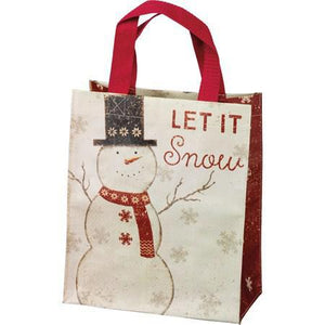LET IT SNOW DAILY TOTE 103880
