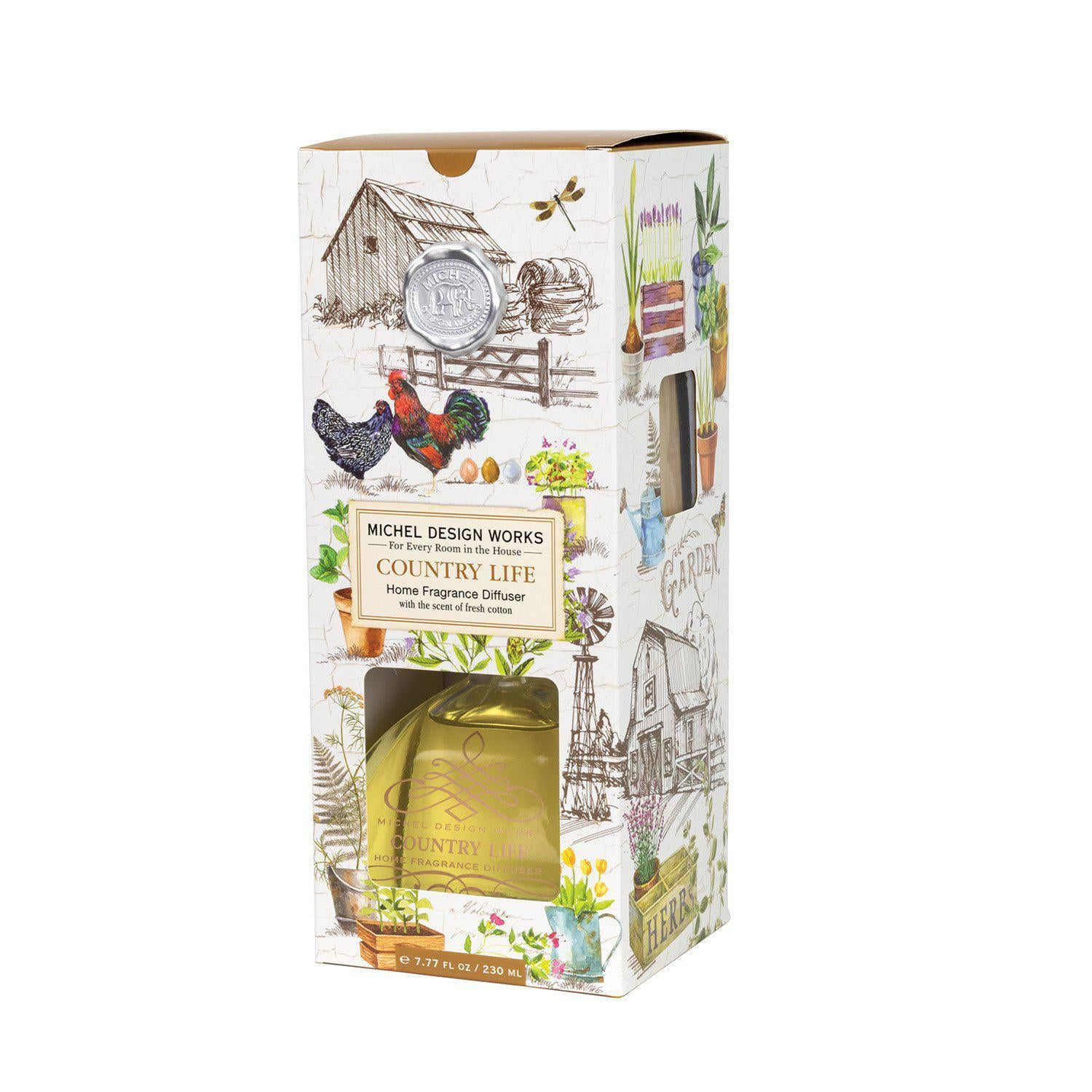 COUNTRY LIFE DIFFUSER HFD334