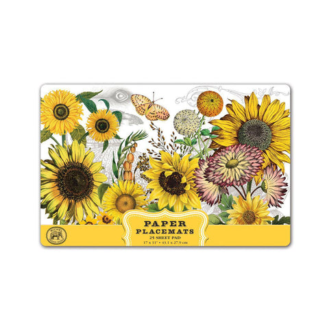 SUNFLOWER PLACEMATS PM350