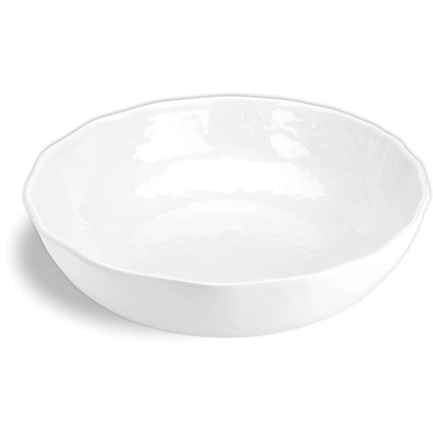 WHITE ON WHITE BISTRO BOWL SWBB308