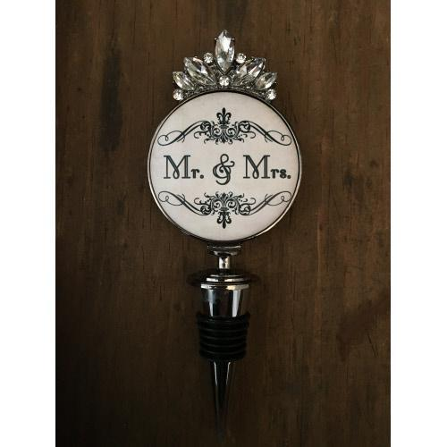 MR. & MRS. WINE STOPPER - WBS-5000