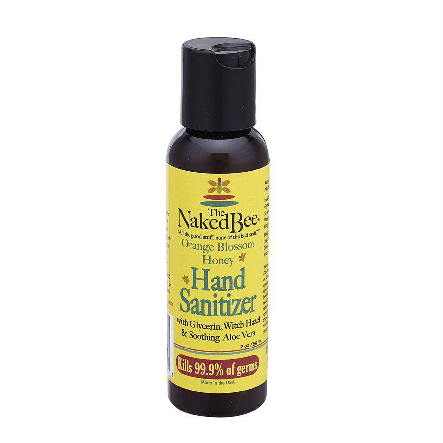 HAND SANITIZER 2oz NBSAN